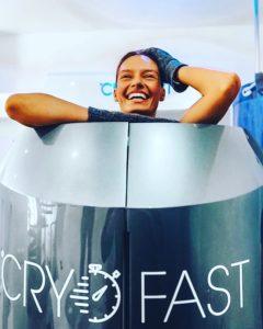 Cryofast-machine