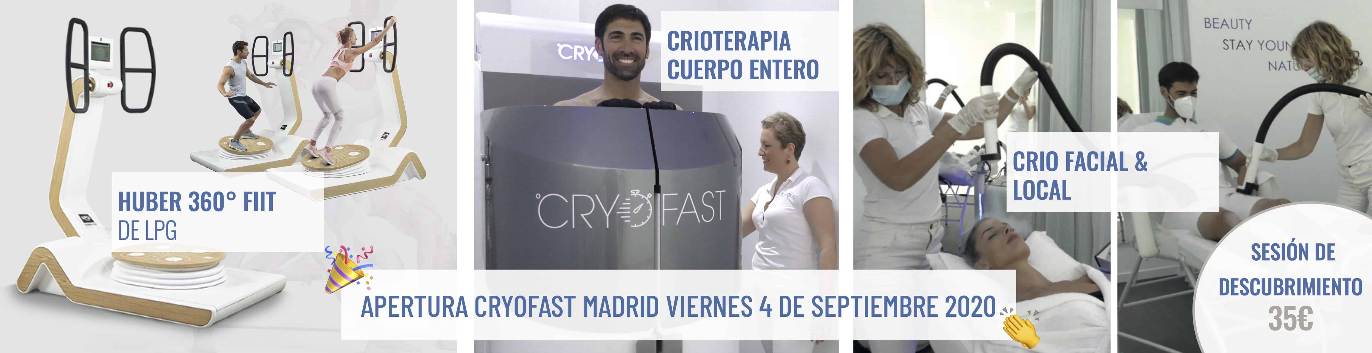 Crioterapia-Madrid-Espana