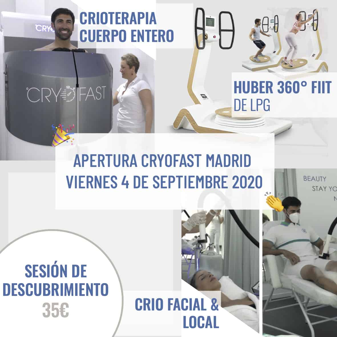 Crioterapia-Madrid