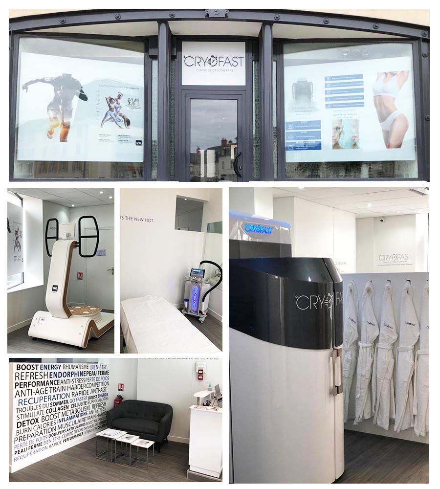cryothérapie Bourges